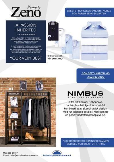 emballasjekameratene, emballasje, profilgaver, profilartikler, storhusholdning, kontorrekvisita, northtrack
